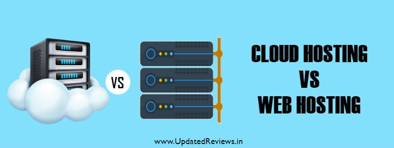 Difference Between Cloud Hosting and Web Hosting