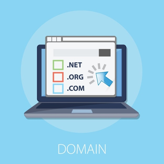 Domain Name Extensions to choose