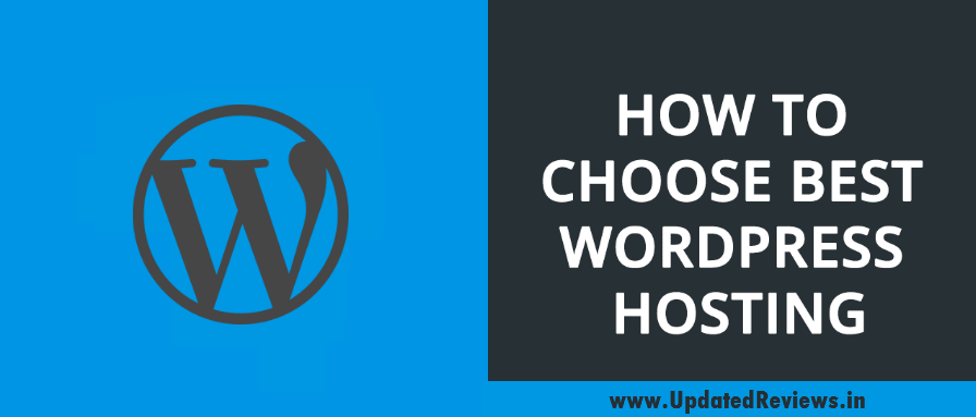 How to Choose the Best WordPress Hosting for your Website in 2019