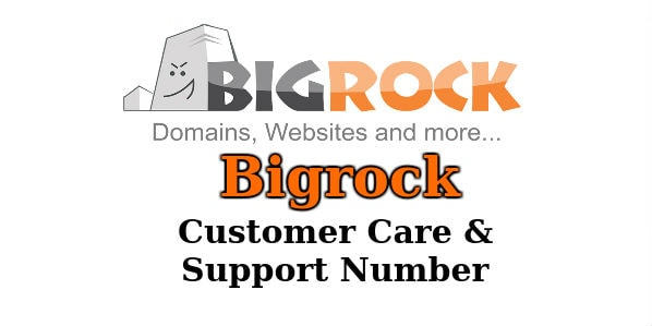Bigrock Customer Care