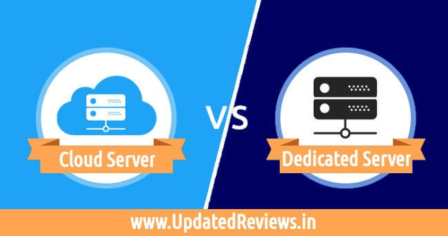 Differences Between a Cloud Server and Dedicated Server, Cloud Server Vs. Dedicated Server