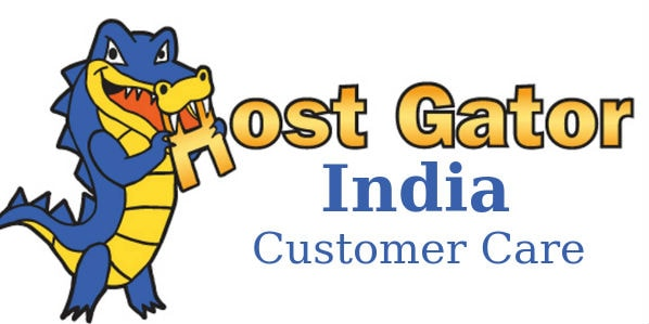 Hostgator Customer Care India