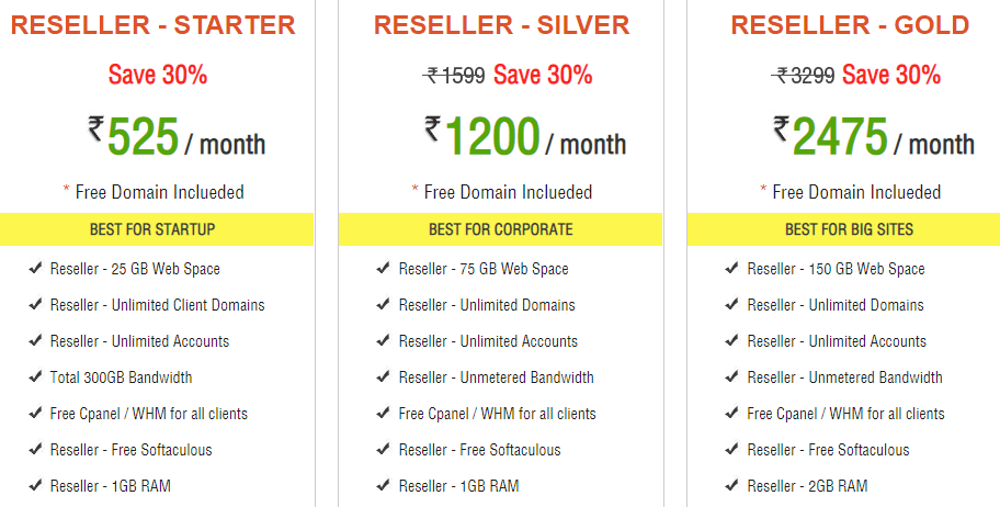 Hosting Raja Reseller hosting reviews