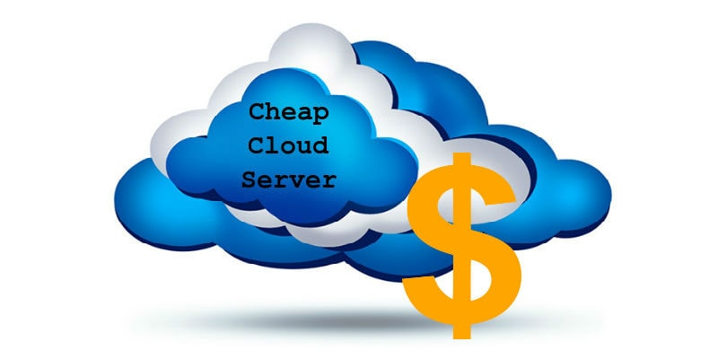 Cheap cloud server India