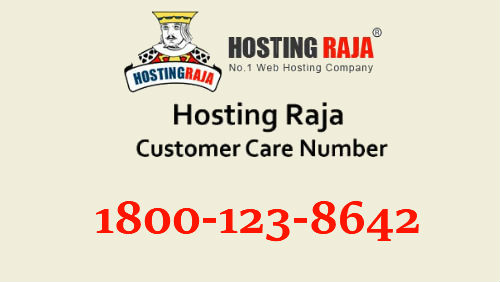 HostingRaja Customer Care