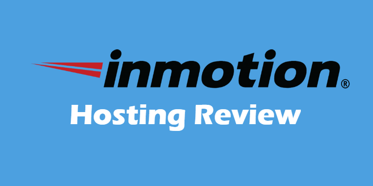 inMotion Hosting plans Review