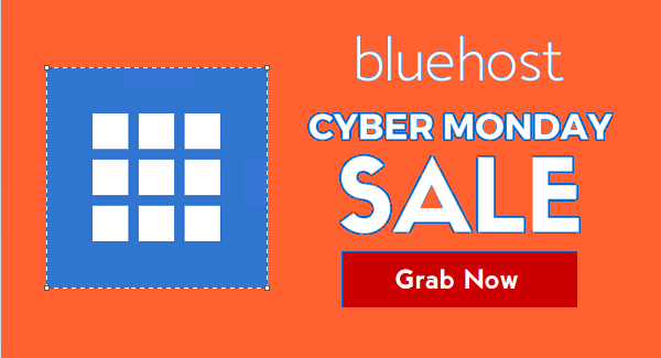 Bluehost Cyber Moday Deals, Offers