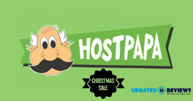 HostPapa Christmas Web Hosting Deals, HostPapa New Year web hosting deals, HostPapa  xmas web hosting sale