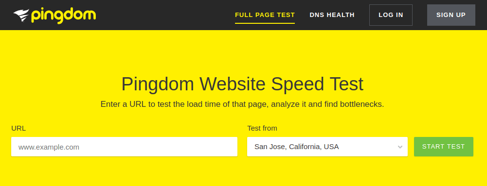 pingdom-website-speed-test-tool