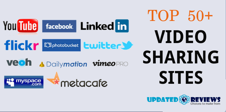 Best video submission sharing and posting sites list