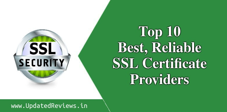Top 10 Best Cheap SSL Certificate Providers